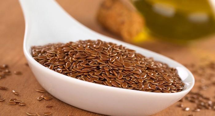 Почистить организм семенами льна
